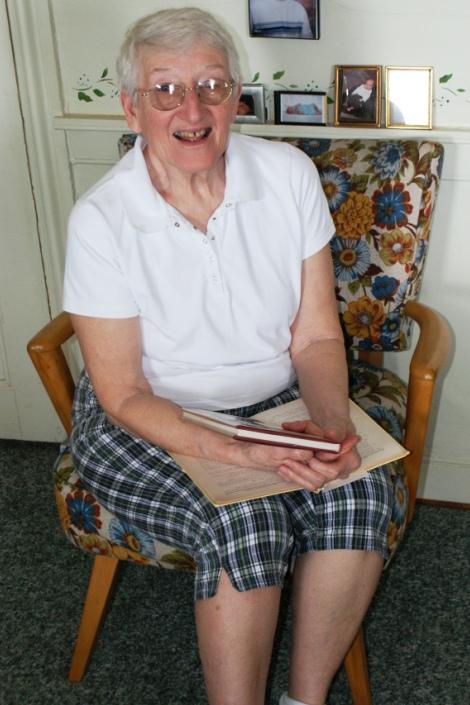 Genevieve McCulloh - 2009