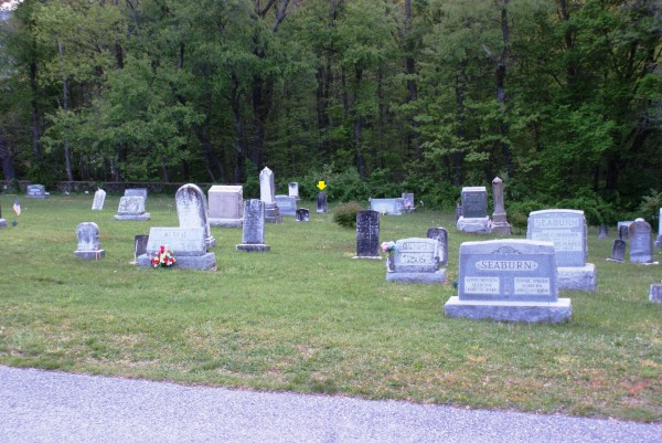 Trinity United Church of Christ Graveyard Ft. Louden, PA (Photo 2012)