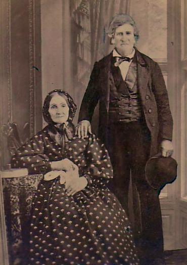Mary Humbert & Andrew Hays