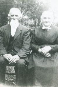 Samuel Longanecker & Mariah (Gsell)