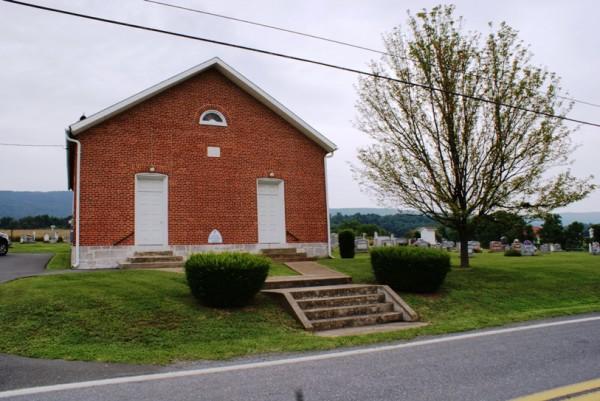 Methodist Episcopal Church - Little Cove, PA (Photo 2007)