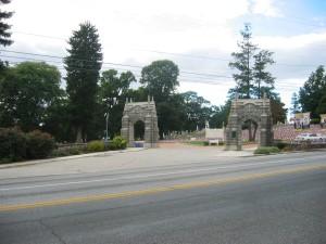 McCulloh-Charles Jr - Cemetery Entrance 1
