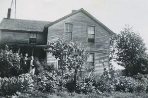 Lane Farm near Morrison Illinois - 1947