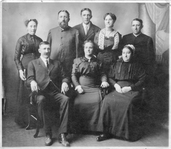 William Edgar McCulloh's Siblings (date unknown)