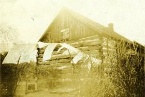 William Edgar McCulloh - Cabin He Was Born In