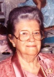 Miriam Caroline McCulloh 1906 - 1990