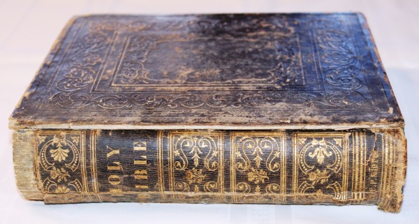 Amos Crosby McCulloh - Bible