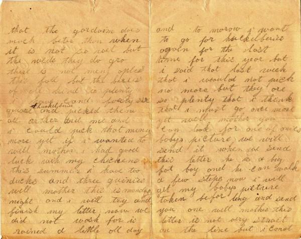 Sarah Short letter 2-3a web