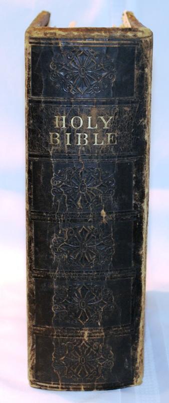 William-Edgar McCulloh -Bible